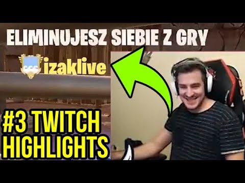 FAIL ROKU NA STREAMIE! – TWITCH HIGHLIGHTS #3