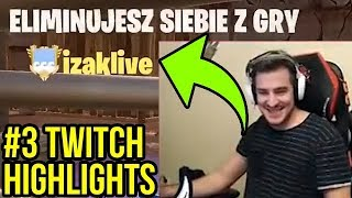 FAIL ROKU NA STREAMIE! - TWITCH HIGHLIGHTS #3