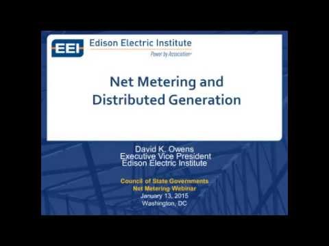 Bringing Balance to the Meter: Net Metering Policies and Impacts on Consumers