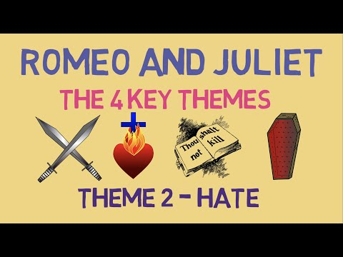 'Hate' In Romeo And Juliet: Key Quotes & Analysis