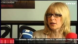 Латвия приняла участие в съемках фильма Веры Глаголевой