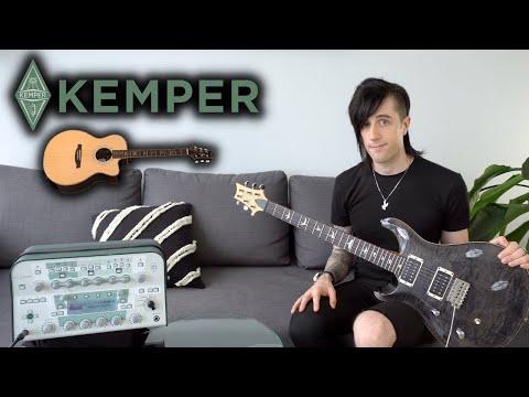 Kemper Profiler Acoustic Simulator | Demo & Review | Humbuckers & Single Coils