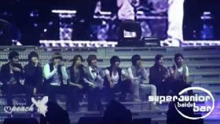100123 Super Show 2 Beijing - Our Love [HQ]