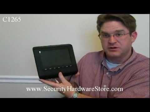 Kjb Security C1265 Sleuthgear Covert Camera Digital Picture Frame W