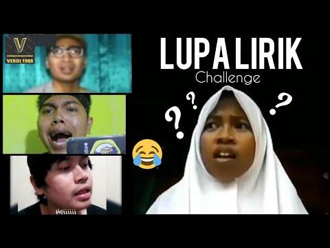 Parodi Lupa Lirik Challenge 🤣 Lagi VIRAL! Lagu Judika Bukan Rayuan Gombal liriknya dilupa