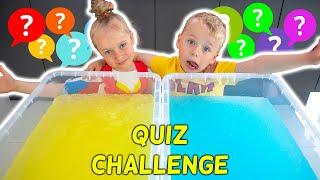 Gelli Baff Quiz Challenge   General Knowledge   Gaby and Alex Show