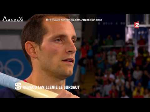 Renaud Lavillenie Stade 2 08/01/17