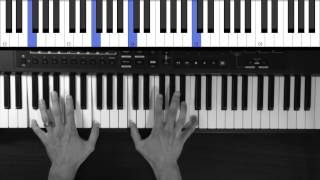 Piano Tutorial - No Longer Slaves by Bethel Music