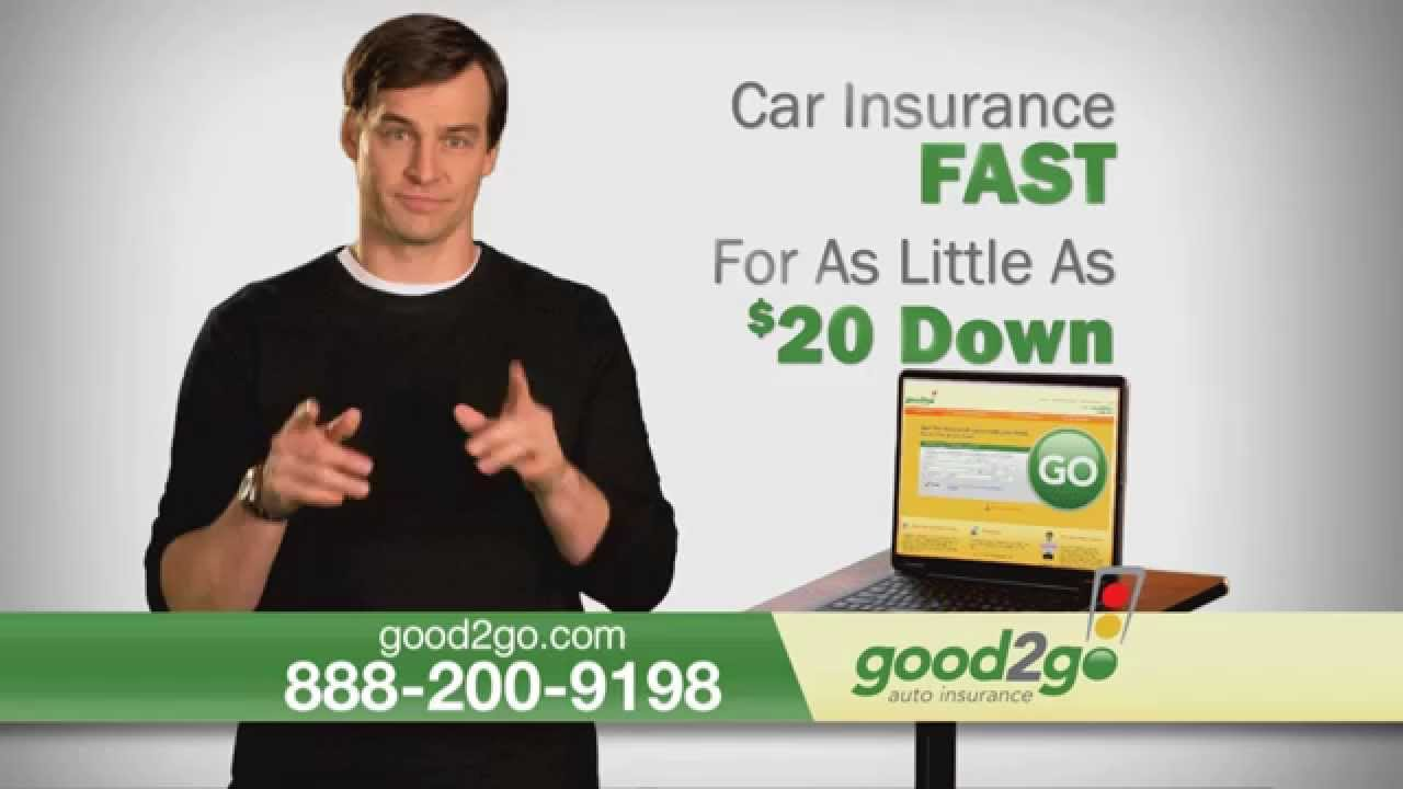 Good2Go Auto Insurance Drive Legal For Less YouTube