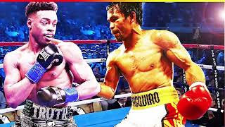 Why Manny Pacquiao Can Knockout Errol Spence Jr