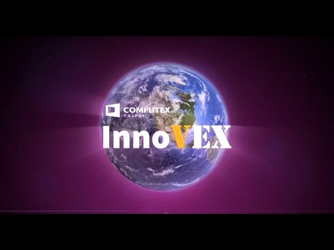 【InnoVEX 2016】Pi Stage – Taiwan's Innovation Foothold from a Global Perspective