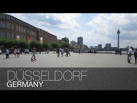 TRULLY A GERMAN CITY!! | Dusseldorf, Germany