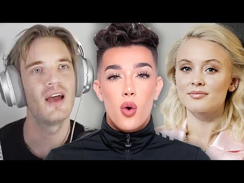 Zara Larsson Apologizes To James Charles After Being Called Out In New