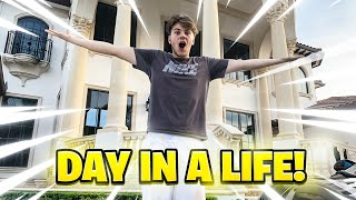 Day in the Life of Disc ft. One Percent Fortnite House