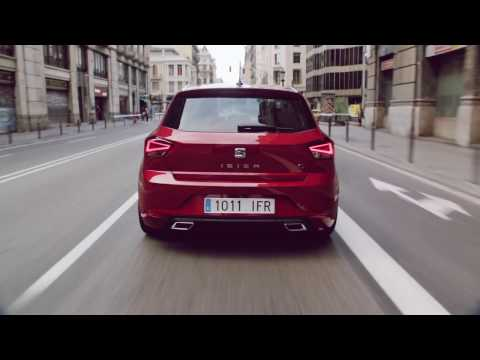 The All-new SEAT Ibiza