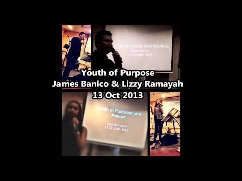 Youth James Banico & Lizzy Ramayah 13 Oct 2013