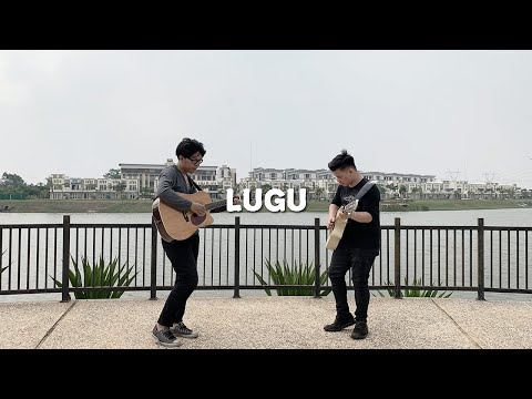 Lugu - Celine & Nadya ( Willy Anggawinata Cover + Lirik )