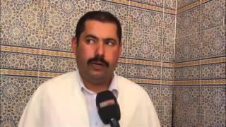 شكيب خليل يزور ضريح سيدي امحمد بن عودة وزاوية سيدي بوزيان