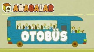 Eğitici çizgi film - Çocuklar için arabalar - OTOBÜS!