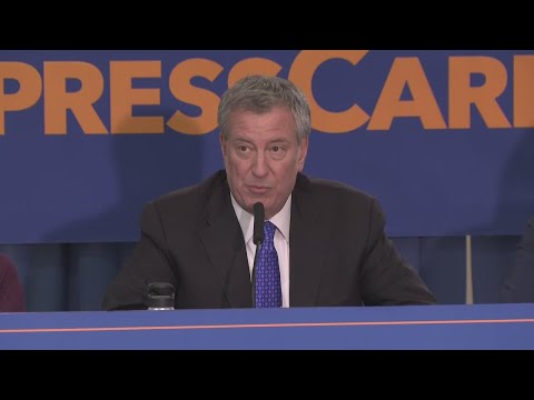 De Blasio: 'Everyday People Can Play An Incredibly Important Role'