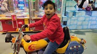 مرام تلعب أنشطة خارجية ممتعة maram play fun games outdoor