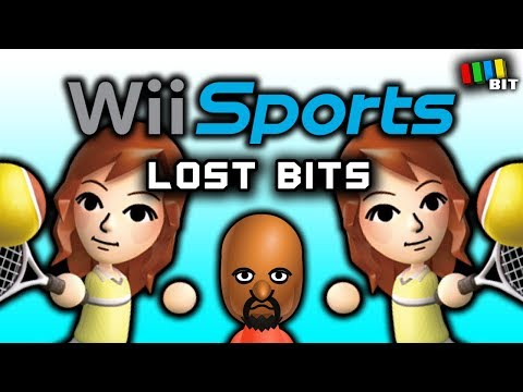 Wii Sports LOST BITS | Unused Content And Unseen Secrets [TetraBitGaming]