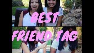 BEST FRIEND TAG! Thumbnail