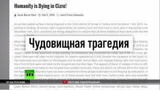 Турецкие активисты призывают власти остановить кровопролитие в Джизре