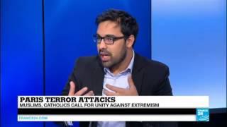 France 24: Ahmadiyya Muslim Asif Arif on how to increase dialogue between religious communities