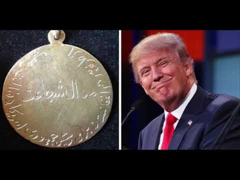 President Trump Awarded Medal of Bravery by Afghan Elders for Going Against Pakistan