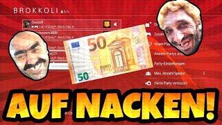ICH SCHENKE 50€ AN JEDEN SPIELER! | Clickbait sein Vater!