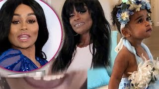 Blac Chyna mom Tokyo Toni thank the whole Kardashian Family for allowing her to see Dream