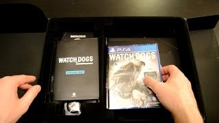 Unboxing Watch Dogs - DedSec Edition