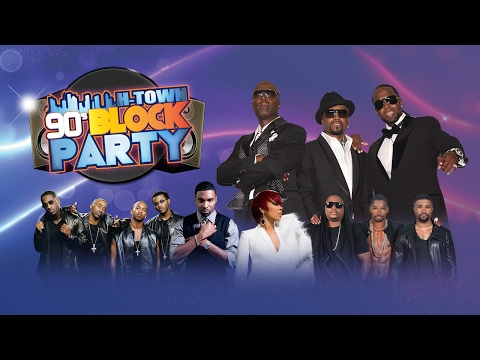 HTown 90s Block Party - May 6th @ Smart Financial Centre