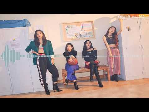 Seulgi X SinB X Chung Ha X Soyeon - Wow Thing [8D USE HEADPHONE]