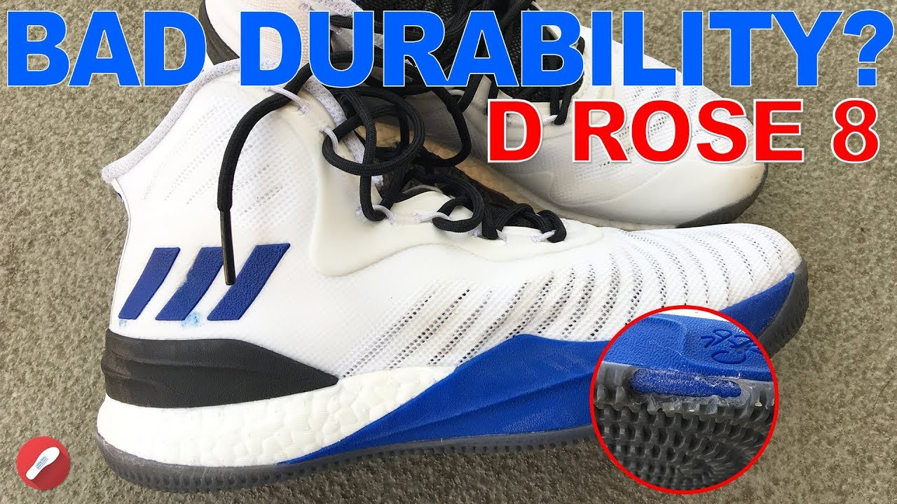 best website dbd64 62581 Adidas D Rose 8 Having Durability Issues !