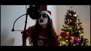 Mariah Carey - All I Want For Christmas Is You - (Metal Cover By Alma Alizadeh)