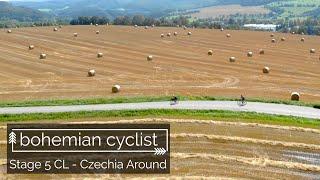 Bikepacking Czechia - Litomysl to Olomouc Stage 5 Czechia Around Central Loop