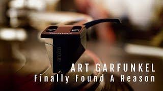 Art Garfunkel / Finally Found A Reason / vinyl / Ortofon 2m Black
