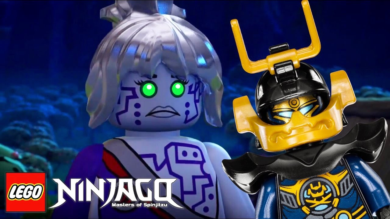 Lego Ninjago Pixal Is Samurai X In 2017 Best Cars 2018