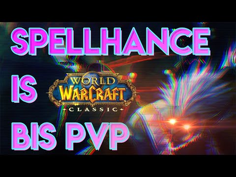 Spellhance PVP - The Ultimate Enhance Shaman