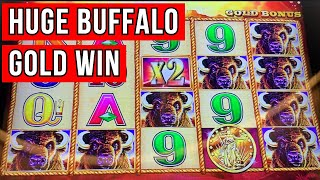 💰HUGE BUFFALO GOLD 200x WIN @ Graton Casino | NorCal Slot Guy