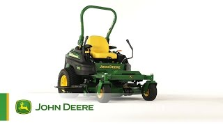 Commercial Zero-Turn Mower