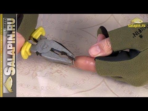 Как вытащить крючок из руки