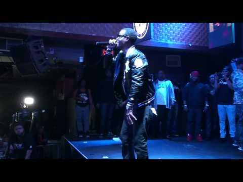 Wayne Wonder Live pon DJ Norie's Anything Goes