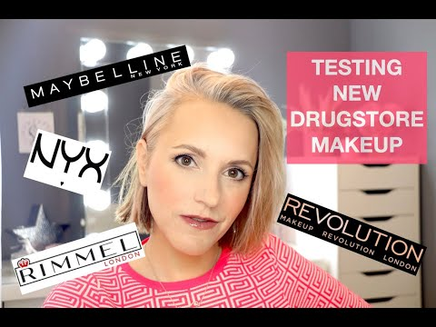 TESTING NEW DRUGSTORE PRODUCTS thumbnail