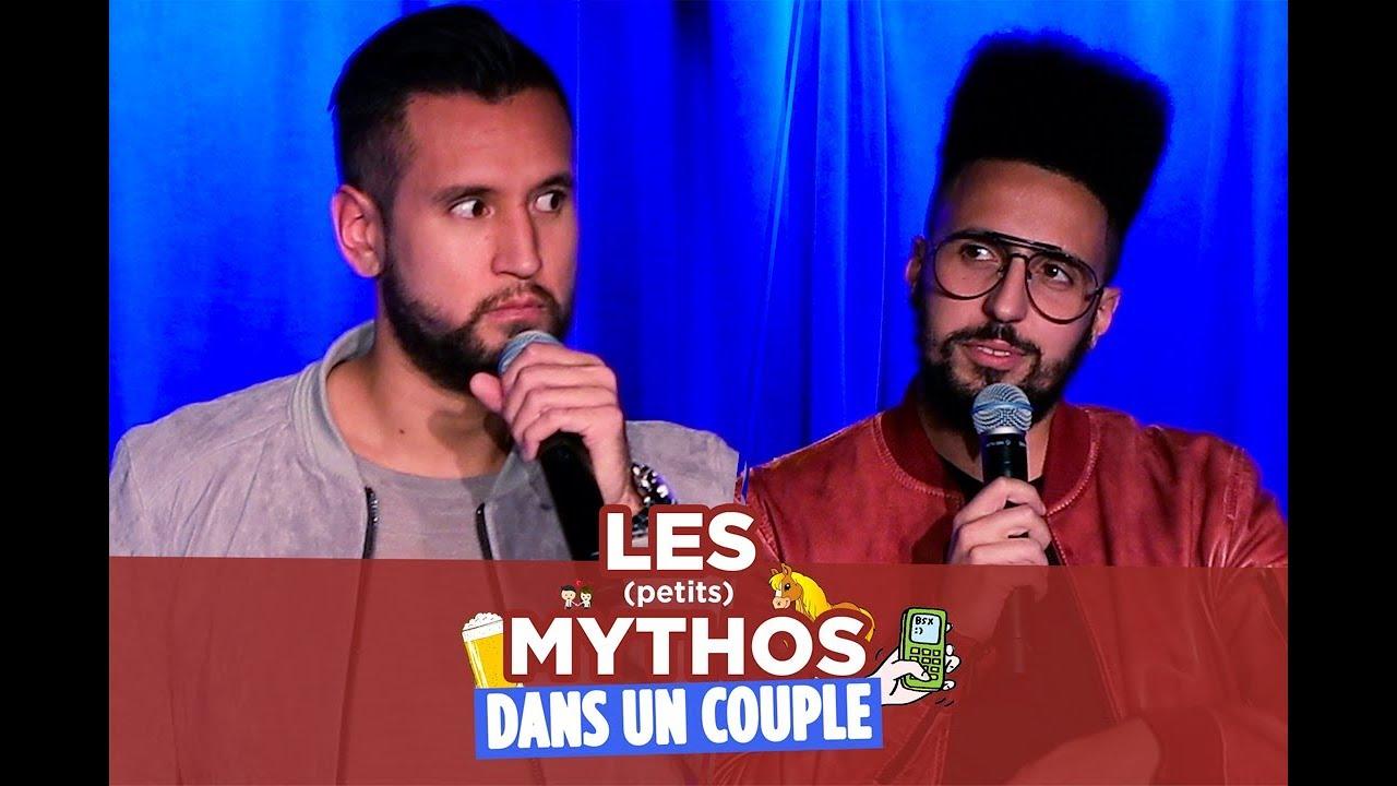 Les (petits) mythos dans un couple