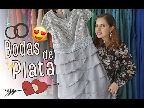 c289208dd6 Tips para Bodas de Plata - Vestidos - Ada Pelayo - YouTube