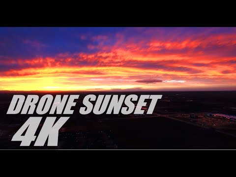 Download Youtube: Epic Drone Sunset Timelapse in 4K Boise Idaho