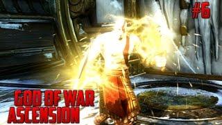 God of War: Ascension #6 - HARD - O Raio de Zeus !!! ( Play 3 Playthrough - Pt-Br Dub e Leg) -